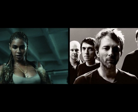lemonade beyoncé - radiohead teaser strategy sound identity blog