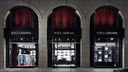 Dolce & Gabbana - Sound design /Music in store by Sound Identity