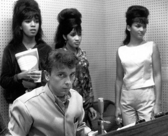 The Ronettes with Phil Spector - Be My Baby - SoundIdentity blog