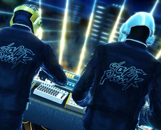 Dj hero The neverending story between Daft Punk and TV commercials soundtrack sound identity blog
